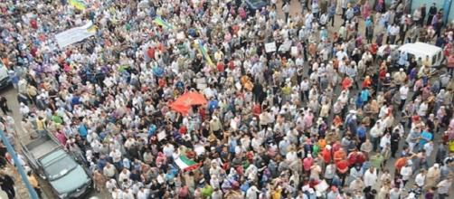 Appel au rassemblement au Maroc après la mort d'un vendeur de poisson