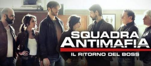 Video Mediaset Squadra Antimafia settima puntata in streaming