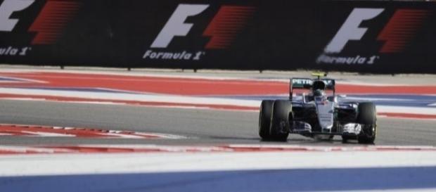 A prova da F1 nos EUA tem grande importância para os pilotos da Mercedes, que brigam pelo título da temporada.