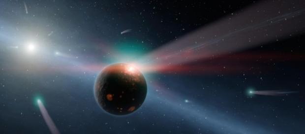 D'autres planètes pourraient habiter la vie !