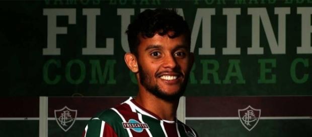 Destaque do Fluminense, Gustavo Scarpa fica nas Laranjeiras até 2021 (Foto: Globoesporte.com)