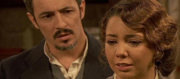 Il Segreto anticipazioni: Emilia ed Alfonso in pericolo