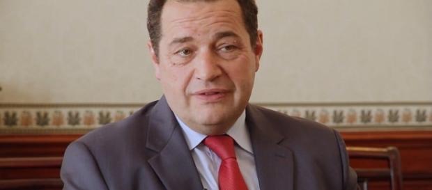 Jean-Frédéric Poisson, président du PCD et candidat à la primaire de la droite CC BY