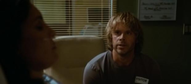 Kensi (Daniela Ruah) and Deeks (Eric Christian Olsen) in 'NCIS: LA'/Photo via screen cap 'NCIS: LA'
