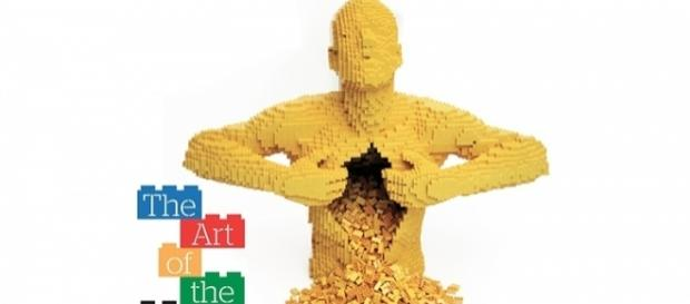 Mostra 'The Art of the Brick' a Milano