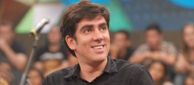 Ator e humorista Marcelo Adnet tem futuro incerto na Globo