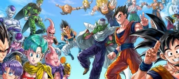 Personajes del mundo Dragón Ball