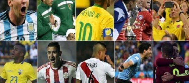 Pronóstico de BBC dejaría fuera del mundial a Chile y Colombia. (Foto: BBC Mundo)