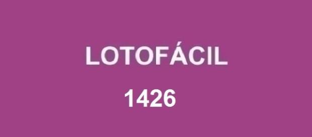Resultado da Lotofácil 1426 divulgado pela Caixa