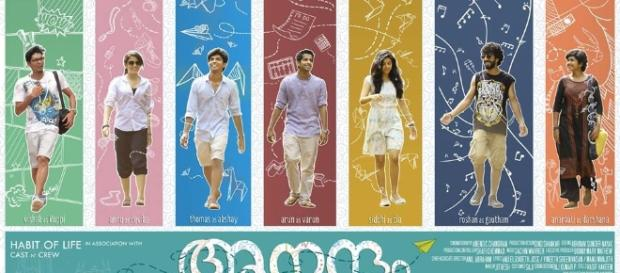 The First Look Poster of Aanandam Malayalam movie has been ... - pressks.com