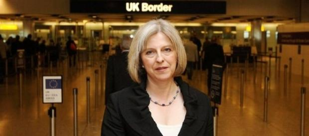 Theresa May, primul ministru al Regatului Unit