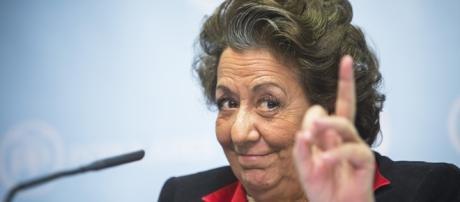 Rita Barberá es una de las implicadas en la corrupción del PP en Valencia