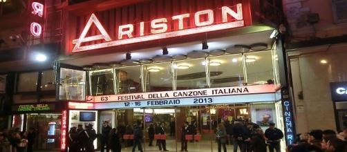 Ariston, il teatro in cui si svolge Sanremo