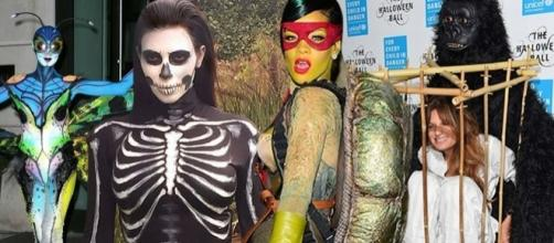 de 115 FOTOS de HALLOWEEN 2016: Maquillaje, ideas y disfraces - haciendofotos.com