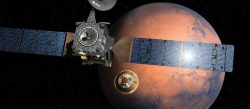European space probe set to land on Mars in search for signs of ... - thestar.com