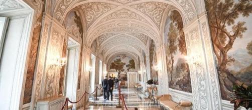 Galleria Alessandro VII a Castel Gandolfo