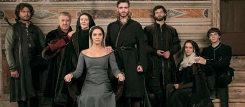 I Medici: il cast trascina al record di ascolti
