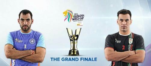 India vs Iran Kabaddi world cup final live (Panasiabiz.com)