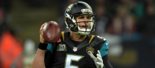 Jacksonville Jaguars expect more from struggling rookie QB Blake ... - foxsports.com