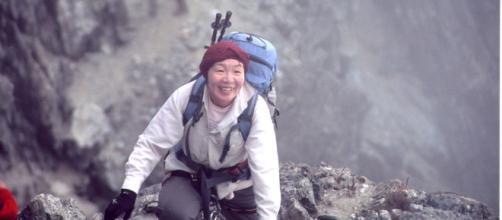 Junko Tabei sulle amate montagne