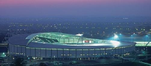 KCOM Stadium (Credit: public domain photo, Wikimedia.org).