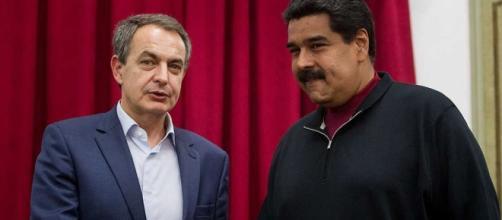 Maduro se reunirá con Zapatero en Caracas - Versión ... - com.ve