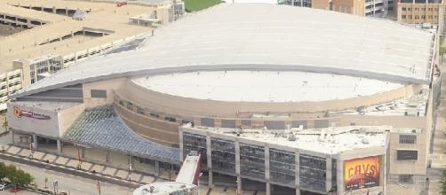 Quicken Loans Arena (Erik Drost - wikimedia.org).