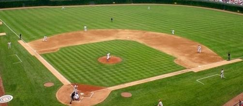 Wrigley Field (credit: Rdikeman/wikimedia.org)