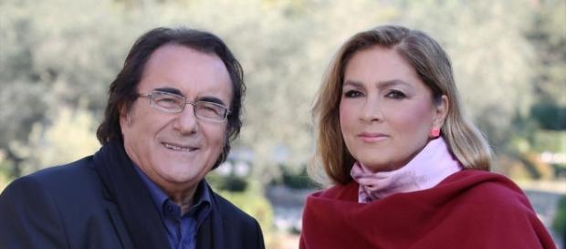 Albano e Romina: massima sintonia