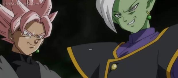 Ambos villanos pelearon contra Vegeta y Goku