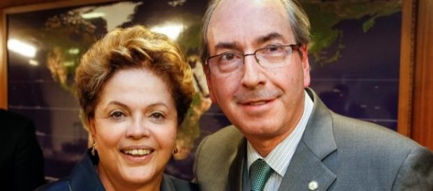 Cunha pode relevar acordo entre PT e PMDB para apoio à candidatura de Dilma em 2014