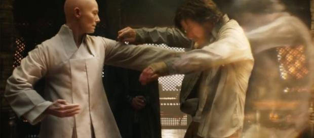 Doctor Strange screenwriter says there was no way to NOT offend ... - hitfix.com