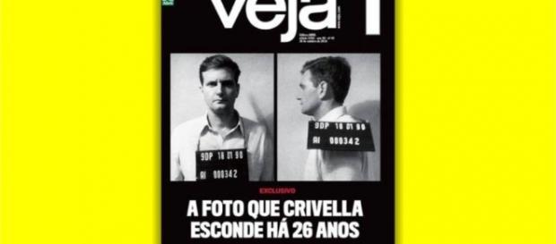 Foto polêmica de Marcelo Crivella está na capa da 'Veja'