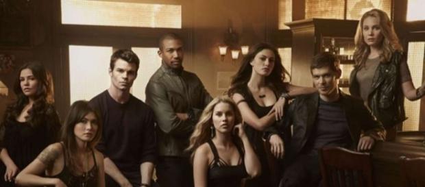 I protagonisti della serie tv The Vampires Diares