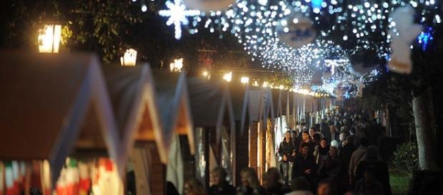 Mercatini di Natale di Salerno.
