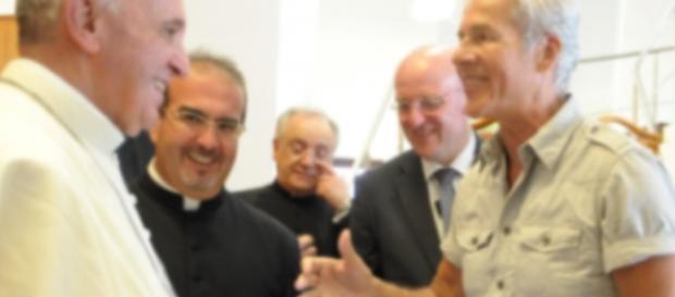 Progetto Avrai - Claudio Baglioni in Vaticano.