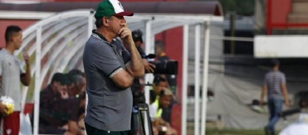 """Segundo Levir Culpi, Flu precisa pensar """"jogo a jogo"""" para chegar à Libertadores (Foto: Arquivo)"""