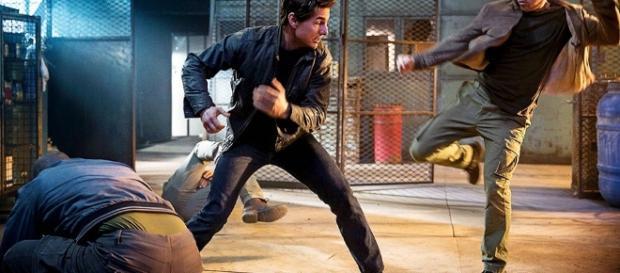 Tom Cruise protagonista di Jack Reacher