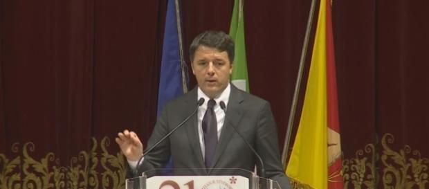 Ultime notizie referendum, sabato 22 ottobre 2016: il Presidente del Consiglio, Matteo Renzi