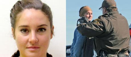 Defiant Shailene Woodley breaks her silence after protest arrest ... - irishmirror.ie