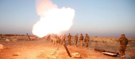 Muri di fuoco e bombe chimiche: così l'Isis prepara l'ultima ... - nuovaresistenza.org