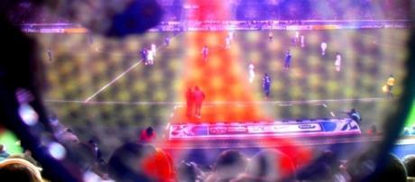 """Un """"classique"""" PSG-OM en 2013 - crédit Philippe Agnifili"""
