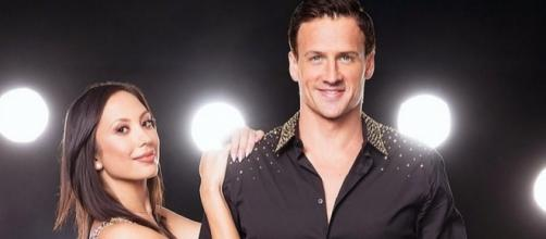 Dancing With The Stars' Ryan Lochte loves his mother! Photo: Blasting News Library- inquisitr.com