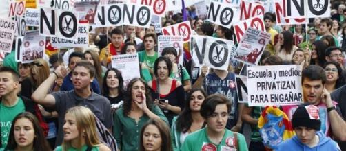 El Sindicato de Estudiantes convoca huelga para el 25 y 26 en ... - 20minutos.es