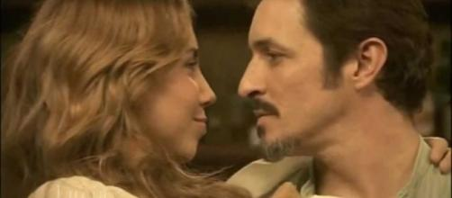 Emilia e Alfonso in crisi, lui avrà una relazione extraconiugale.