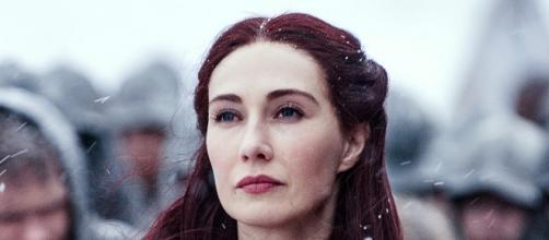 Il Trono di Spade: Melisandre e nuove fotografie dal set della settima stagione