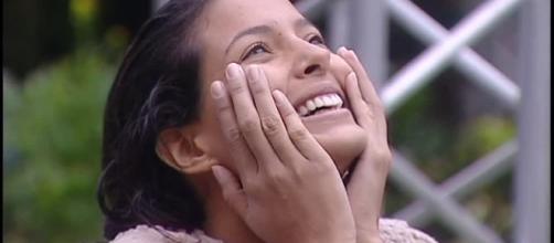 Mariana ha ricevuto un messaggio da parte dei fan.