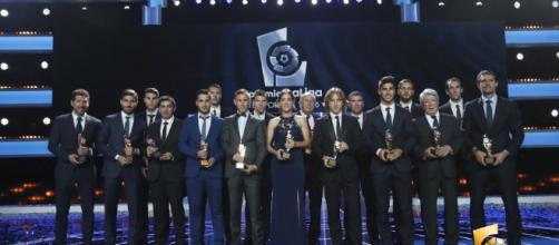 O Premio La Liga acontece anualmente e celebra os melhores da temporada no Campeonato Espanhol.
