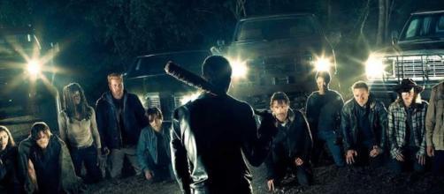 The Walking Dead Saison 6 : Negan, la version non censurée de la ... - alvinet.com