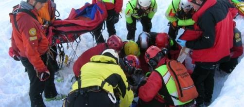 Valanga in Trentino: due morti e due dispersi